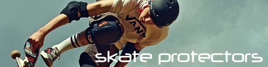 Skate protection gear and helmets