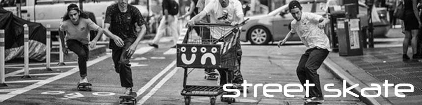 Street Skateboards - huge selection