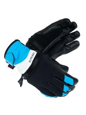 blue/white/black 9/L