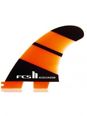 black/orange M