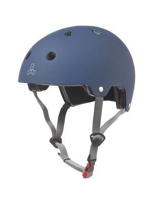 blue rubber L/XL