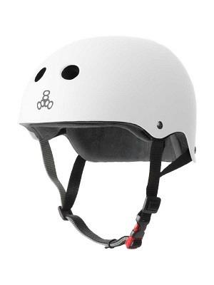white rubber L/XL