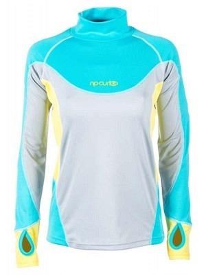 turquoise/white/yellow XS