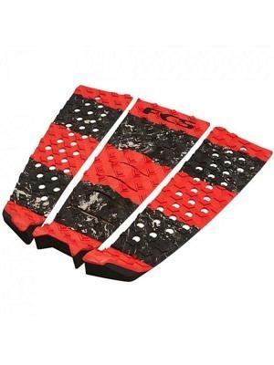 staple red/black