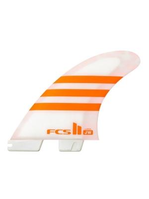 orange white L