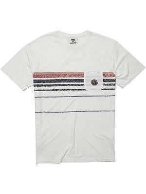 vintage white M