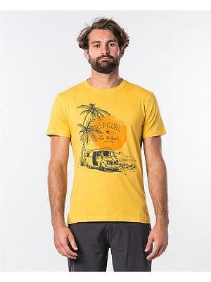 washed yellow XL