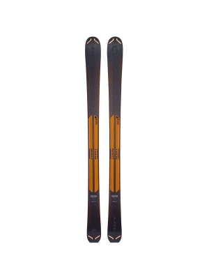 black/orange 180