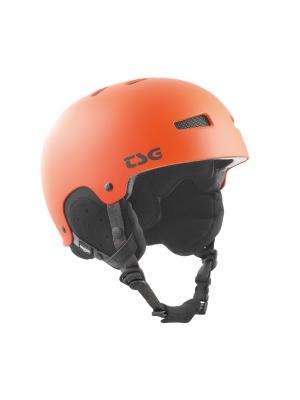 satin magma orange S/M (54-56cm)