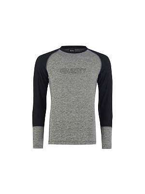 grey/black S