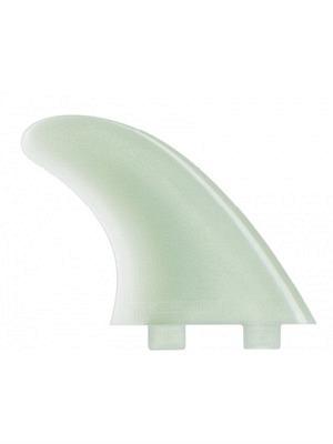 FCS M-7 Natural Glass Flex Tri Set