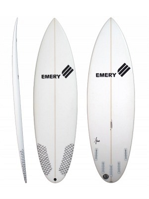 "Emery Shoe 6'02"" - Clear - XF 2016"