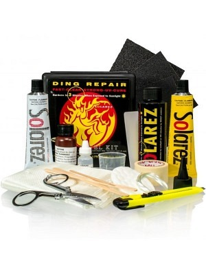 Solarez Pro Travel Kit Polyester / Reparatur Set
