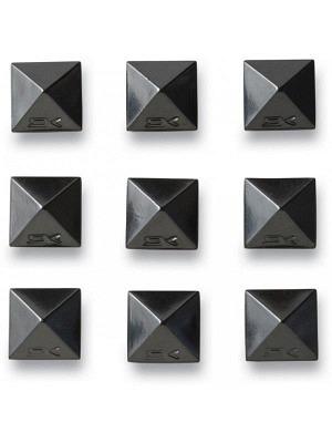 Dakine Pyramid Studs Black
