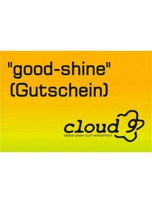 Cloud 9 Gutschein / Voucher CHF 10.-