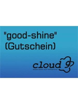 Cloud 9 Gutschein / Voucher CHF 100.-