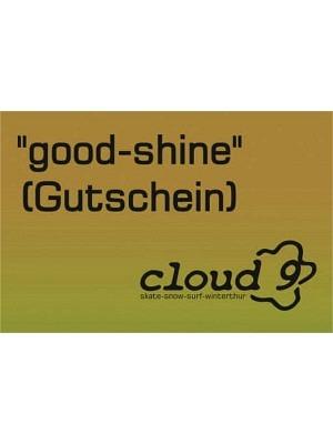 Cloud 9 Gutschein / Voucher CHF 200.-