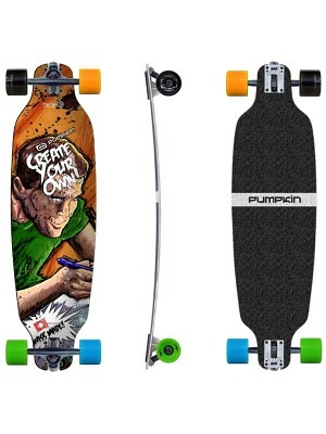 Pumpkin Mini Wing Rocker 74 Complete - Custom Graphics