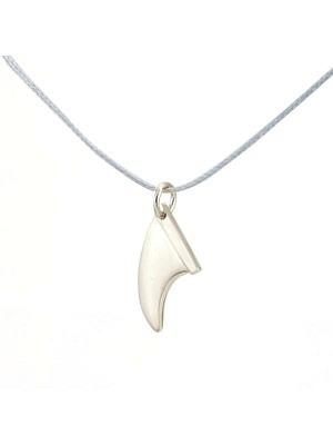 Silver+Surf Necklace Finne Gr S - Silberschmuck