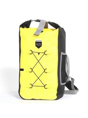 MDS waterproof Backpack 30 Liter Yellow
