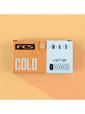 FCS Wax Cold < 14° - XSoft