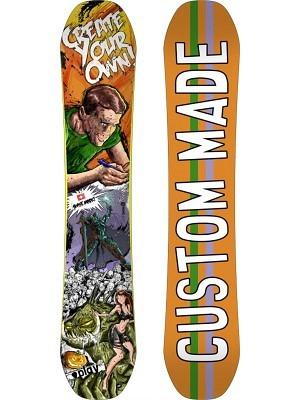 Play Snowboards Custom Made Snowboard - Silence Splitboard
