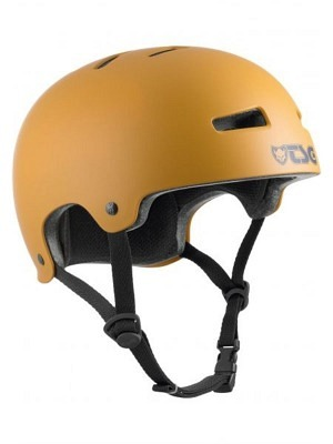 TSG Evolution Solid Color Satin Yellow Ochre