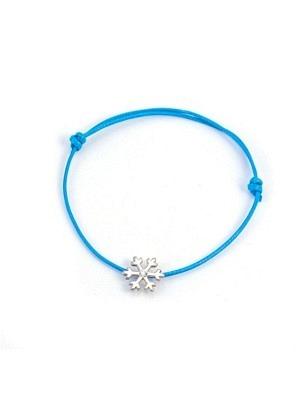 Silver+Surf Jewellery Snow Crystal Gr S - Silberschmuck