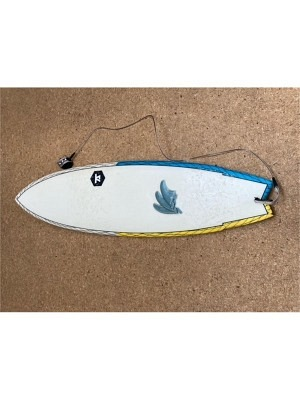 """7S Surfboards Super Fish 3 6'03"""" Carbon Vector - Occasion"""