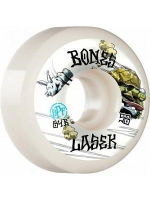 Bones Wheels SPF Tortoise And Hare 84B P5 Side Cut 58mm Bucky Lasek