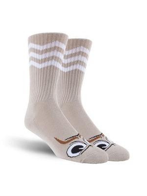 Toy Machine Turtle Boy Stache Socks