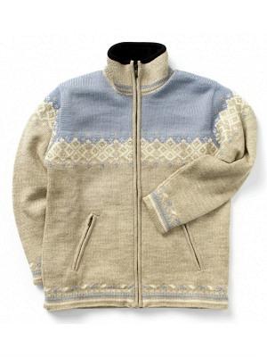 Dale of Norway Snohetta Cardigan Sweater mit Windstopper