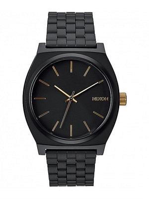 Nixon Time Teller Matte Black/Gold