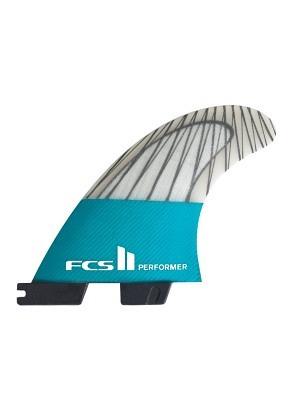 FCS FCS II Performer PC Carbon Tri Retail Fins