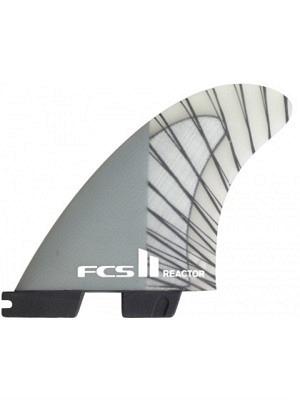FCS FCS II Reactor PC Carbon Tri Retail Fins