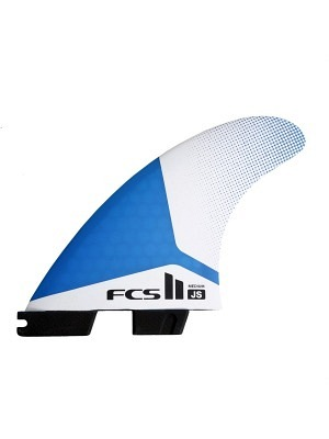 FCS FCS II JS PC Tri-Quad Retail Fins