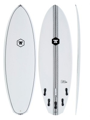 7S Surfboards Double Down 5'08 IM