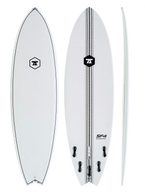 7S Surfboards Super Fish 4 6'00 IM