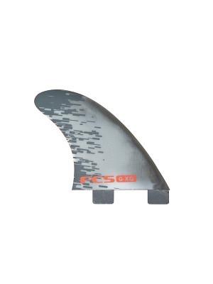 FCS G-XQ Rear Fin Set