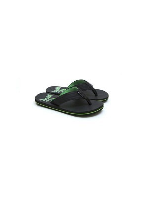 Rip Curl Flip Flop Ripper Kids Black/Green
