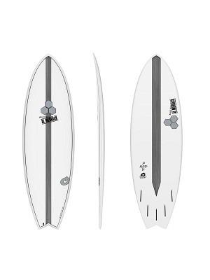 Torq PodMod 6'02 X-Lite - Channel Islands - white