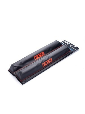 FCS FCS Rack Pads 470mm Black/Red