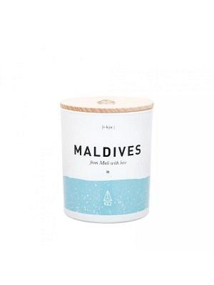 EQ LOVE Duftkerze - Natural Scented Candle - Muli Maldives