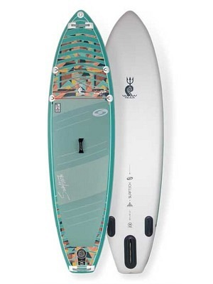 Surftech prAna - Alta 10'02 Air-Travel Inflatable SUP