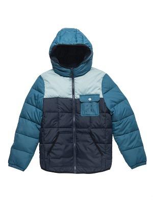 Rip Curl Color Block Puff Jacket