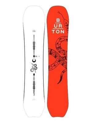 Burton Story Board Camber