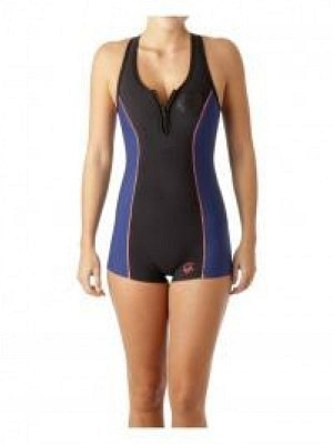 Rip Curl Women G Bomb Crossover Spring Suit 1 mm