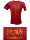 telemarkshop.ch TE/LE T-Shirt red S