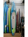 NSP !Occ. - Used - DC Flatwater Race Pro 12'06 x 24 Pro Carbon blue/lime