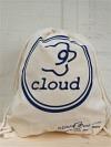 Cloud 9 Cloud 9 Gym Bag white